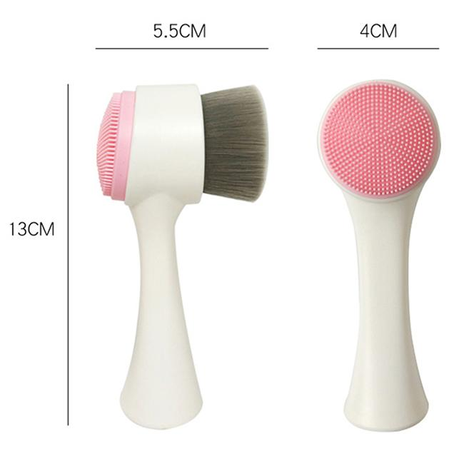 Exfoliating Facial Cleansing Wash Brush